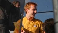 Mikulaš Mlinář: Der 26 Jahre alte Student hat die Demonstration der Bewegung Millionen Momente für die Demokratie mitorganisiert.