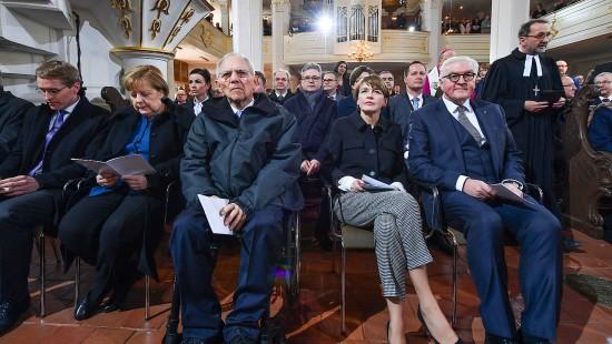 Deutsche Demokratie wird 100