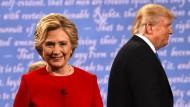 Trump verzichtet wohl auf Ermittlungen gegen Clinton