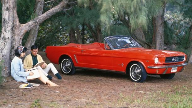 Ein Mann, ein Mustang
