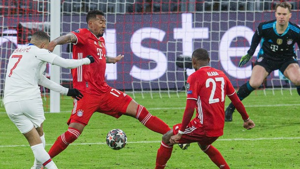 Pannen im Bayern-System