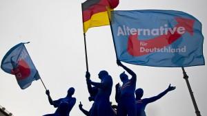 Die Doppelmoral der AfD-Abgeordneten
