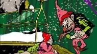 Märchen begleiten uns nicht nur bei der Gute-Nacht-Geschichte, sondern auch im echten Leben.