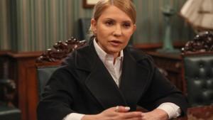 Julija Timoschenko warnt vor Krieg in Europa