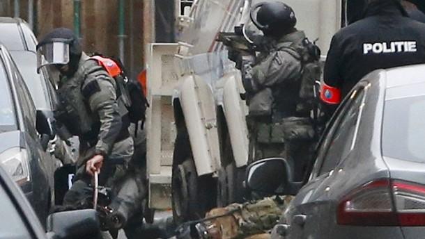 Mutmaßlicher Terrorhelfer von Paris festgenommen