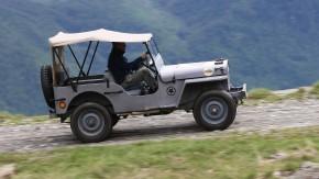 Auf den Spuren des Ur-Jeeps: Free Willys