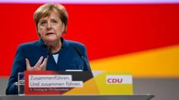 Die Highlights von Merkels Rede im Video