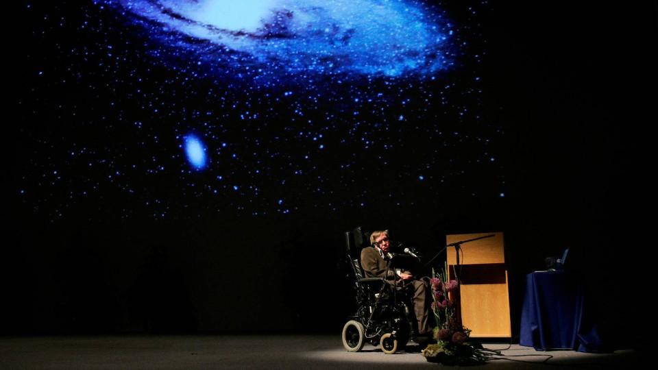 Stephen Hawkings Letzte Botschaft Bleiben Sie Neugierig