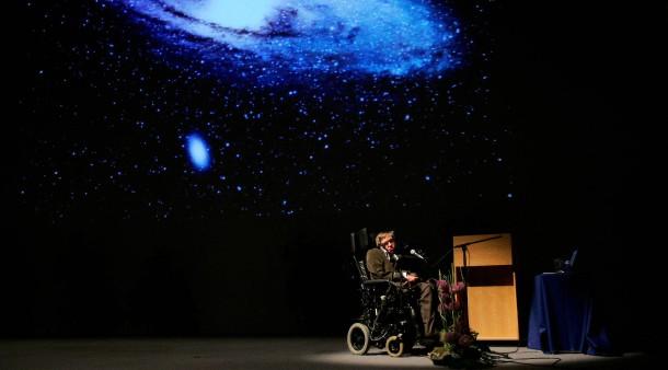 """Stephen Hawkings letzte Botschaft: """"Bleiben Sie neugierig!"""""""