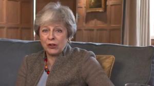 May erklärt das Brexit-Chaos