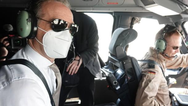Außenminister verspricht Hilfe auch nach dem Truppenabzug
