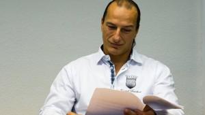 """Der """"König von Deutschland"""" steht wieder vor Gericht"""