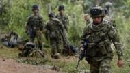 Angriff auf Finanzen der Farc-Rebellen