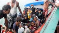 Malaysia und Indonesien wollen Rohingya aufnehmen