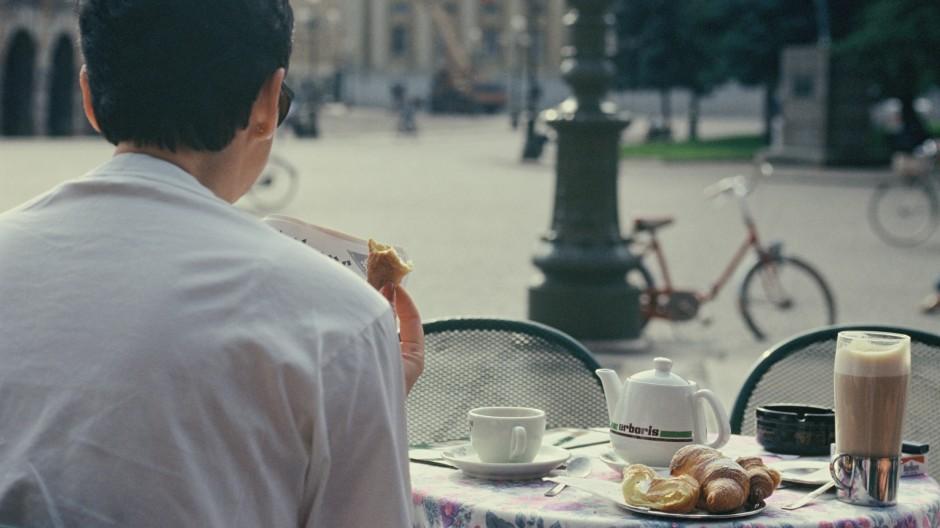 Von Pompe(j)i bis Verona (hier im Bild): In Italien findet sich in jeder Stadt ein Lieblingscafé.