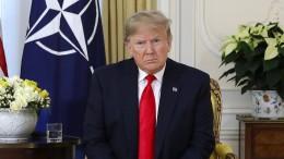 """Nato-""""Hirntod""""-Äußerung ist """"sehr fies"""""""