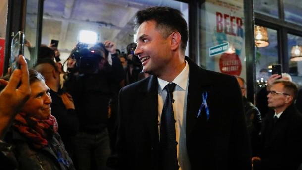 Konservativer Peter Marki-Zay tritt gegen Orbán an