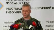 Russische Soldaten in Ostukraine festgenommen