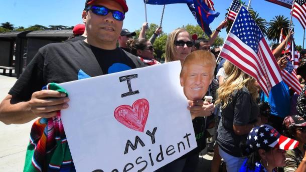 Alle setzen auf den Trump-Effekt