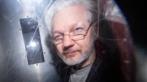 Die Odyssee von Assange ist noch nicht vorbei