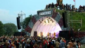 Wie viel Polizei braucht ein Kulturfestival?