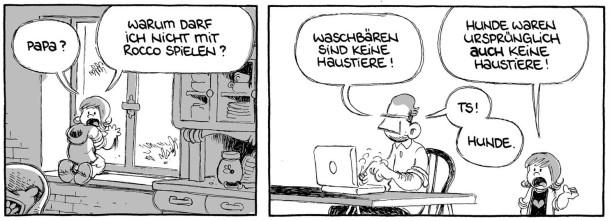 Comic/ Flix/Glückskind/2-2