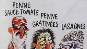 "Das Dorf Amatrice verklagt ""Charlie Hebdo"""