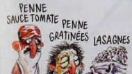 Das Dorf Amatrice verklagt Charlie Hebdo