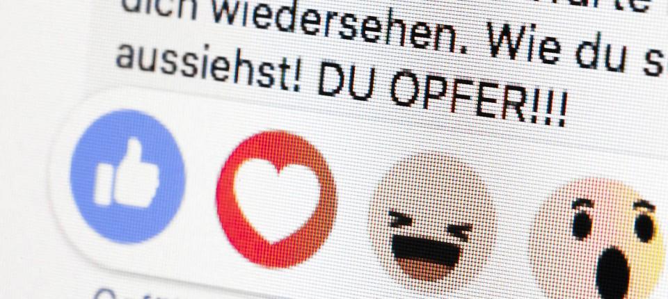 Ein Filter gegen Online-Hetze