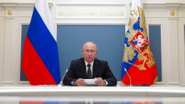 Russland stimmt für Putins Machterhalt