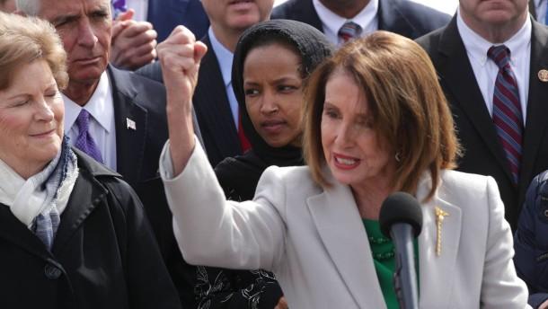 So wollen die Demokraten den Notstand stoppen