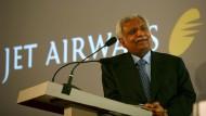 Jet-Airways-Gründer Naresh Goyal