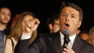 Mai 2017: Comeback für Renzi?