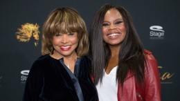 Tina Turner besucht Hamburg