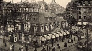 Als Frankfurt neutrale Zone war