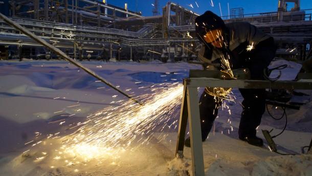 BASF und Gazprom stoppen Milliarden-Geschäft