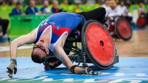 Der härteste Sport der Paralympics