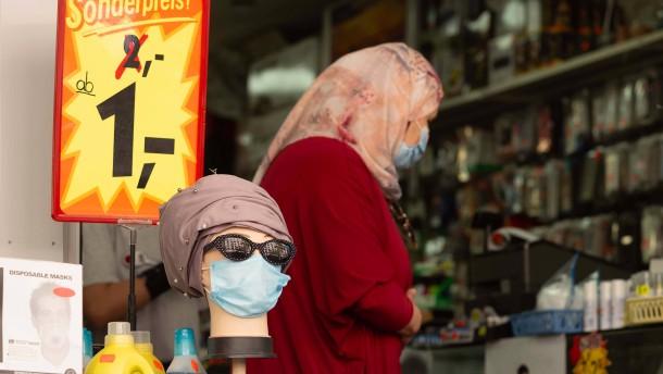 Große Preisunterschiede bei OP-Masken