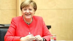 Merkels Sommer