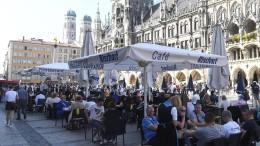 Zahl der Neuinfektionen in München steigt weiter an