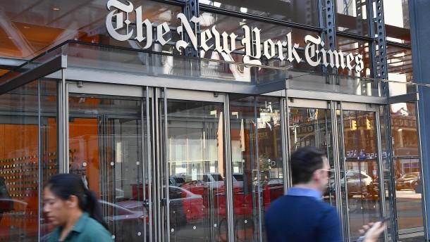 """""""New York Times"""" für Russland-Berichte ausgezeichnet"""