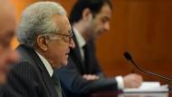 Vermittler Brahimi hält militärische Lösung für unmöglich