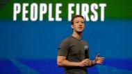 (Mehr) Menschen zuerst: Mark Zuckerberg hat neue Pläne