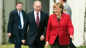 Berlin und Moskau wollen Wirtschaftsbeziehungen intensivieren