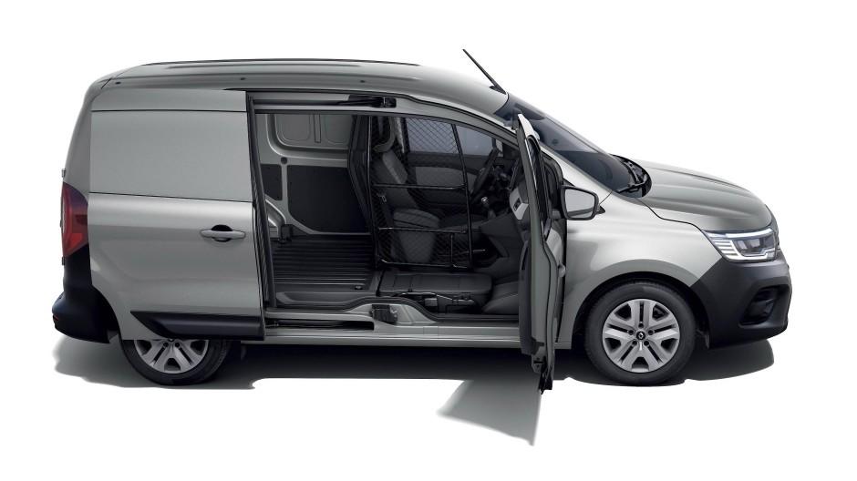 """Renault nennt das System """"Open Sesame Door"""". Die Crash-Steifigkeit werde dadurch nicht schlechter."""