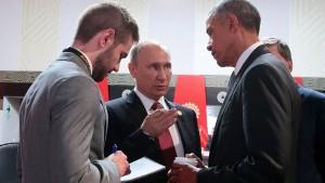 Obama macht Jagd auf russische Hacker