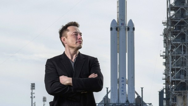 Was will Elon Musk?