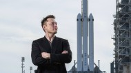 """""""Die Phantasie ist das Limit. Schafft etwas Magisches"""" – um große Worte ist Elon Musk nicht verlegen."""