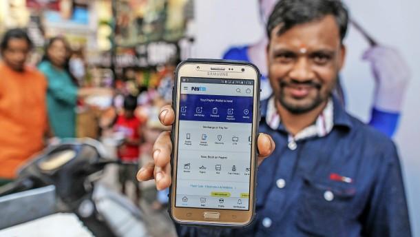 Indiens Einhörner sind Gewinner der Krise