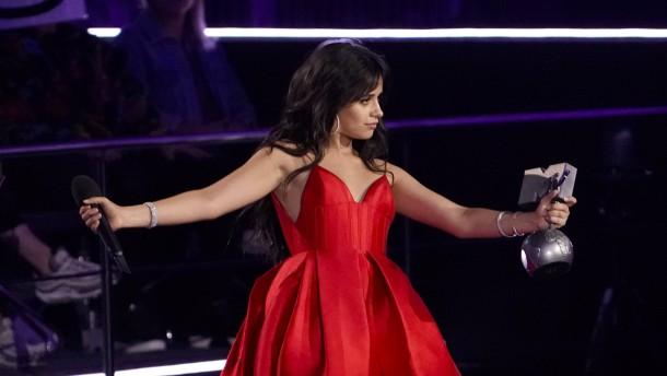Camila Cabello räumt ab